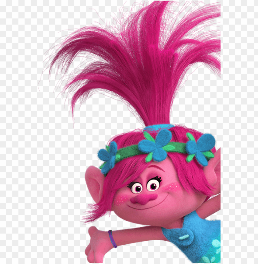 free PNG images of princess poppy 19 princess poppy graphic - poppy from trolls PNG image with transparent background PNG images transparent