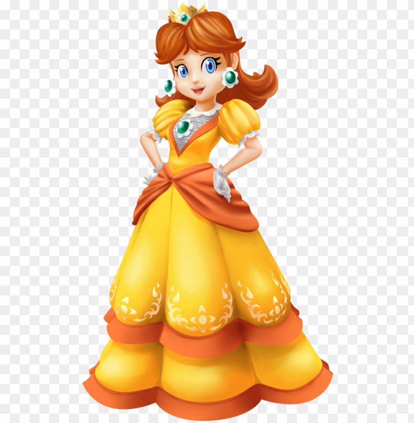 free PNG in by taylor fournier on princess daisy - super mario princess daisy PNG image with transparent background PNG images transparent