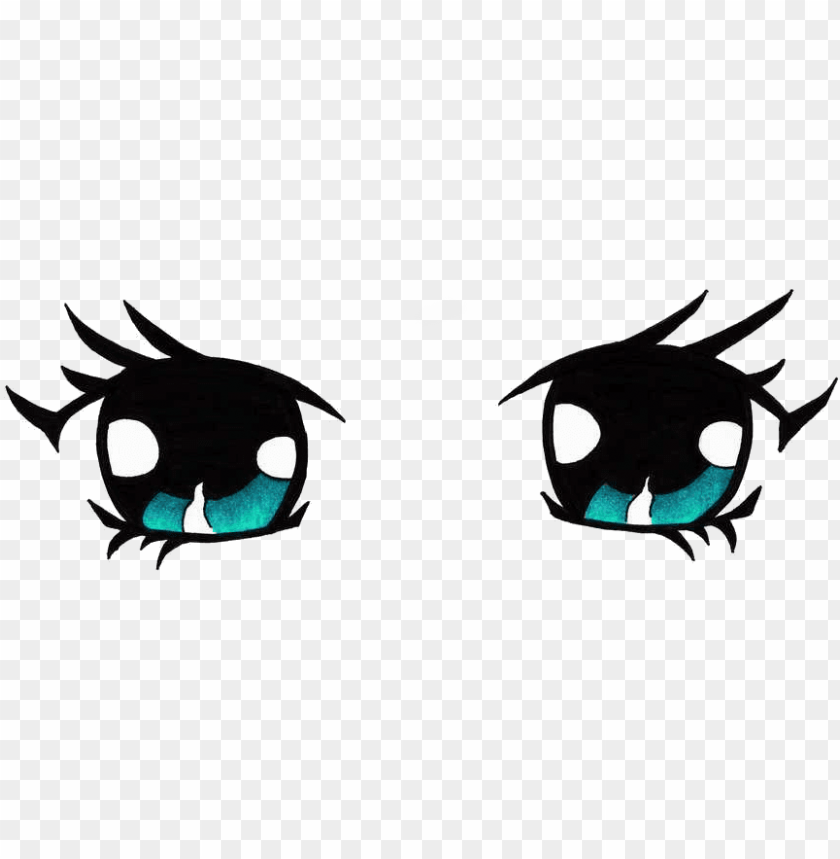 free PNG in dunnia on ojos pinterest anime eyes anime png png - cute easy eyes drawi PNG image with transparent background PNG images transparent