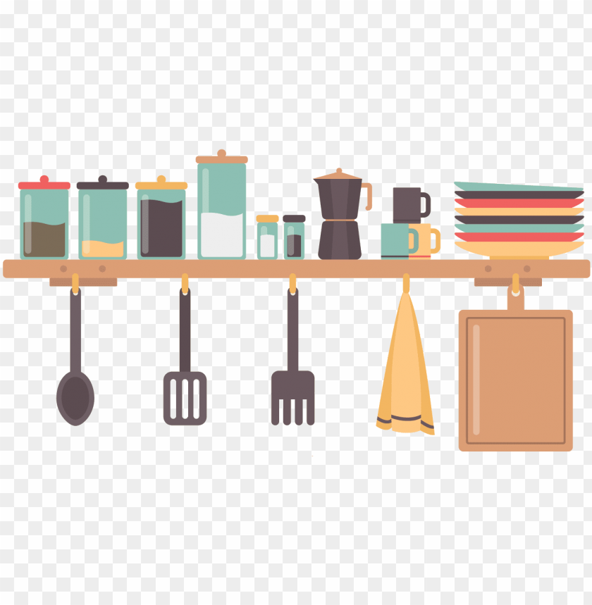free PNG in home cooking classes nyc footer background - home kitchen vector PNG image with transparent background PNG images transparent