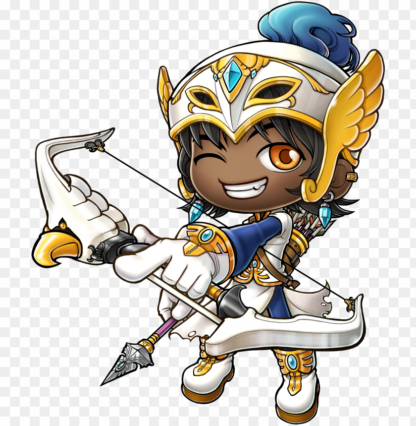 free PNG in - maplestory archer PNG image with transparent background PNG images transparent