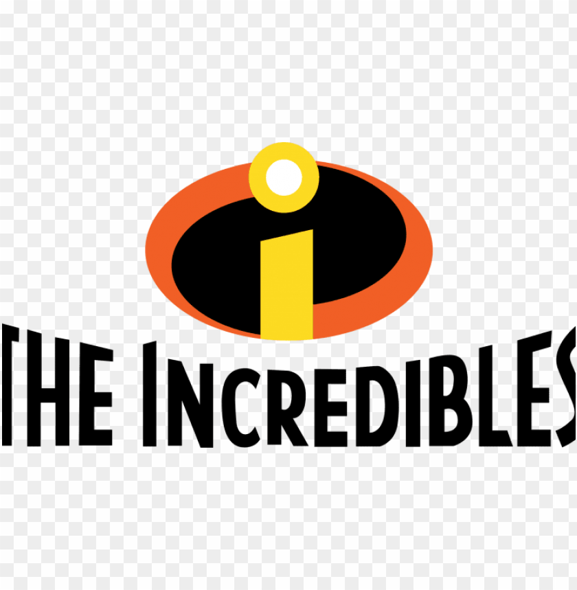 Incredibles Is Super Incredible Incredibles Logo Png Image With Transparent Background Toppng