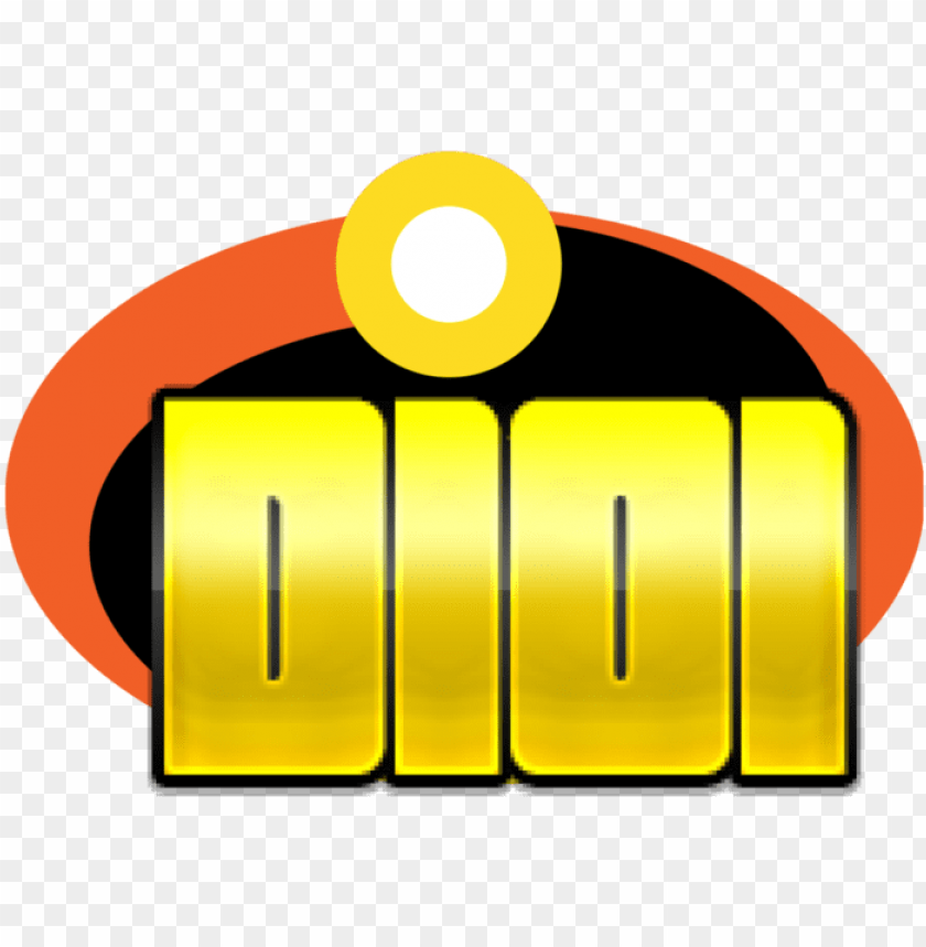 Incredibles Logo Png Circle Png Image With Transparent Background Toppng