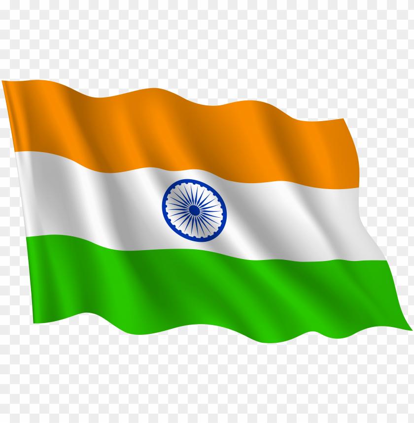 free PNG indian flag png file - cb edit indian flag PNG image with transparent background PNG images transparent
