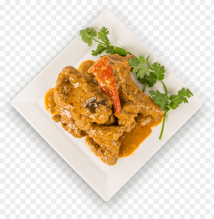 indian food on a white plate - indian food in plate PNG image with transparent background@toppng.com