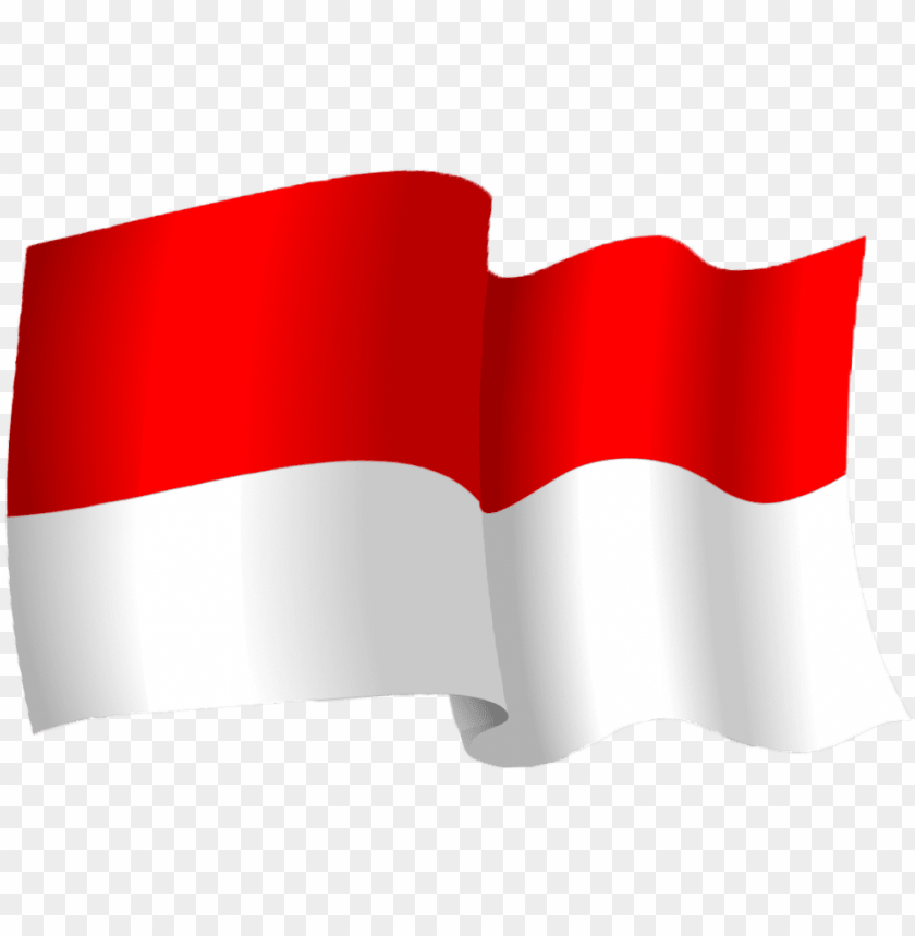 Indonesia Flag Png Vector And Psd Bendera Indonesia Vector Png Image With Transparent Background Toppng