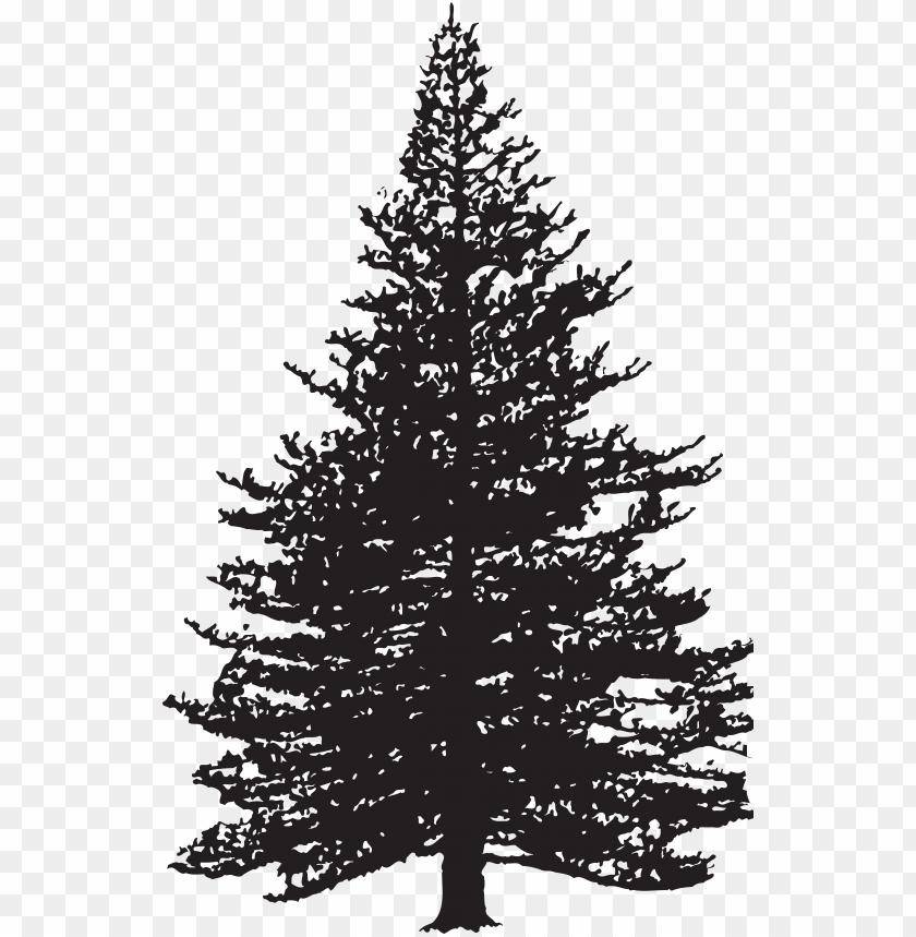 White Tree Clip Art