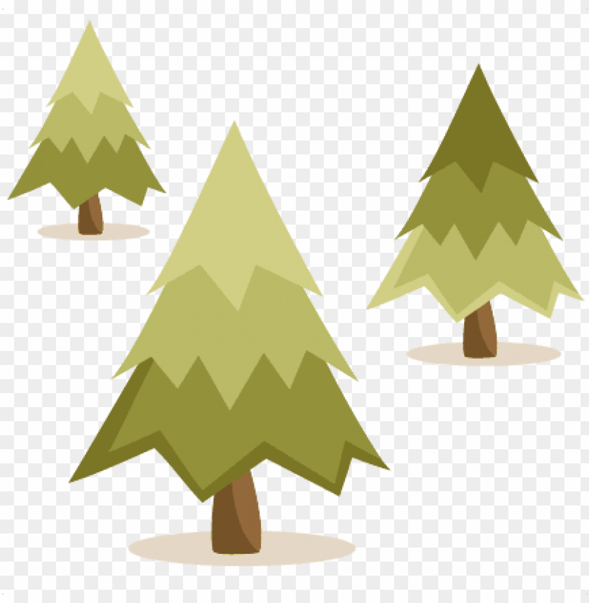 free PNG ine trees svg cut files camping svg cuts camping scal - pine tree svg file PNG image with transparent background PNG images transparent