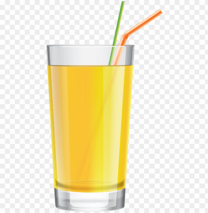 free PNG ineapple juice glass with cocktail straw, pineapple - juice glass with straw PNG image with transparent background PNG images transparent