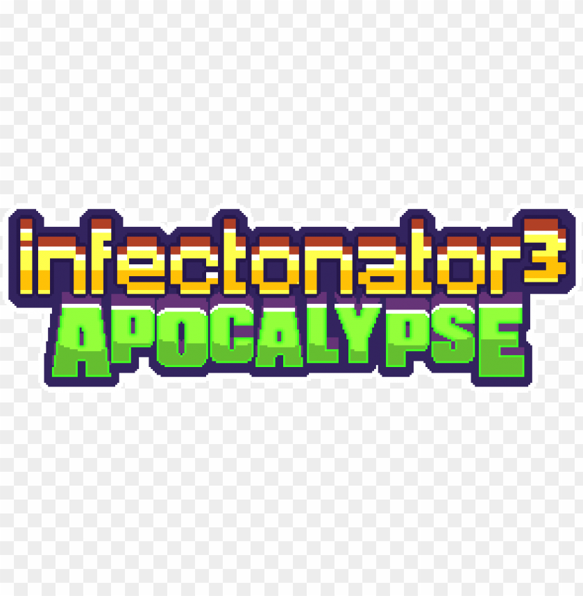 free PNG infectonator 3 logo - graphic desi PNG image with transparent background PNG images transparent