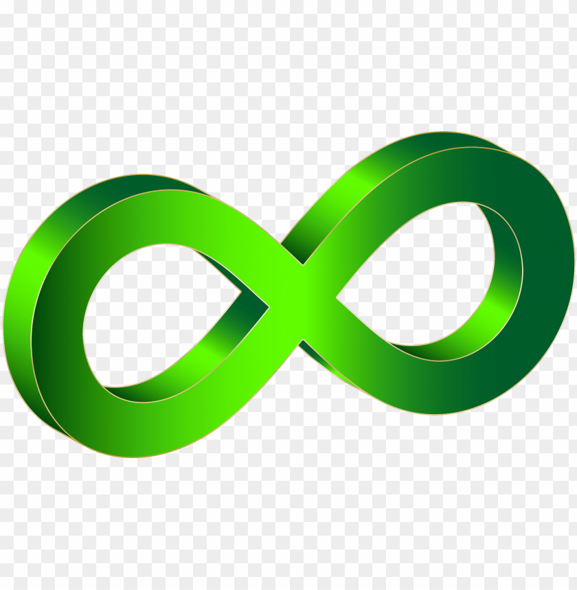 free PNG infinity symbol png - 3 d infinity symbol vector PNG image with transparent background PNG images transparent