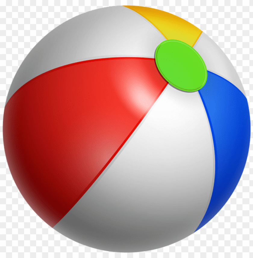 free PNG Download inflatable beach ball clipart png photo   PNG images transparent