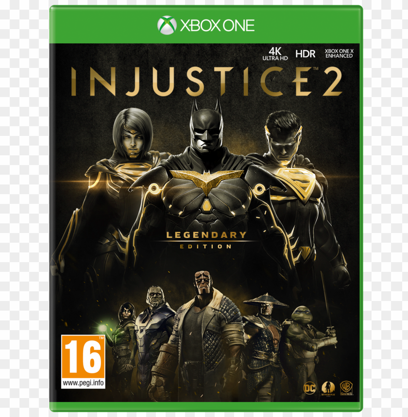 free PNG injustice 2 legendary edition - injustice 2 ultimate edition [ps4 game] PNG image with transparent background PNG images transparent