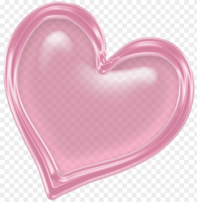 free PNG ink heart png clipart picture - transparent pink heart PNG image with transparent background PNG images transparent