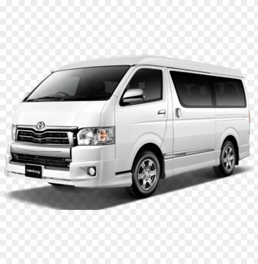 free PNG innova van minivan toyota hiace png free photo clipart - bangkok airport van transfer price PNG image with transparent background PNG images transparent