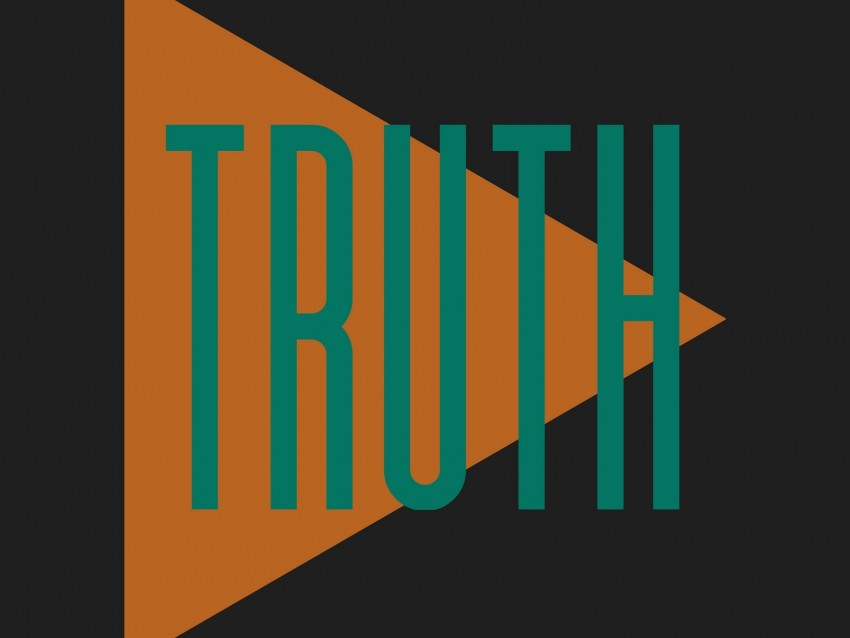 free PNG inscription, truth, word, triangle, letters background PNG images transparent