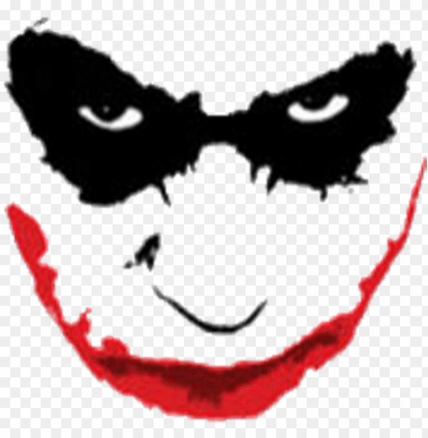 free PNG inspirational why so serious joker pics - joker face PNG image with transparent background PNG images transparent