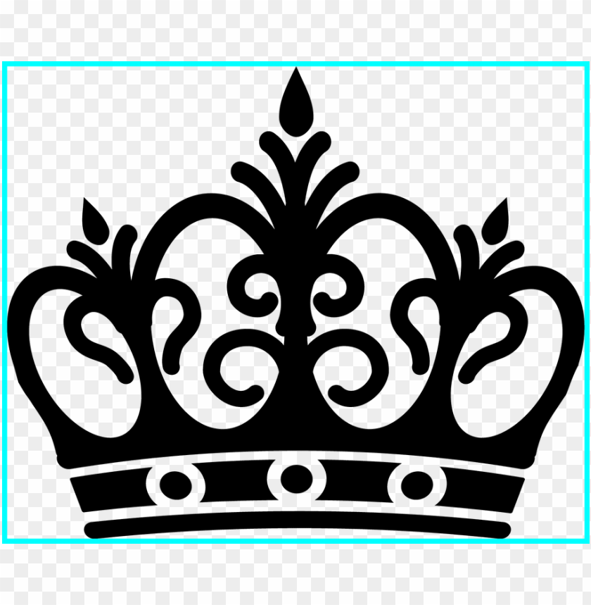 free PNG inspiring king and queen clipart clip art of crown - queen crown logo PNG image with transparent background PNG images transparent