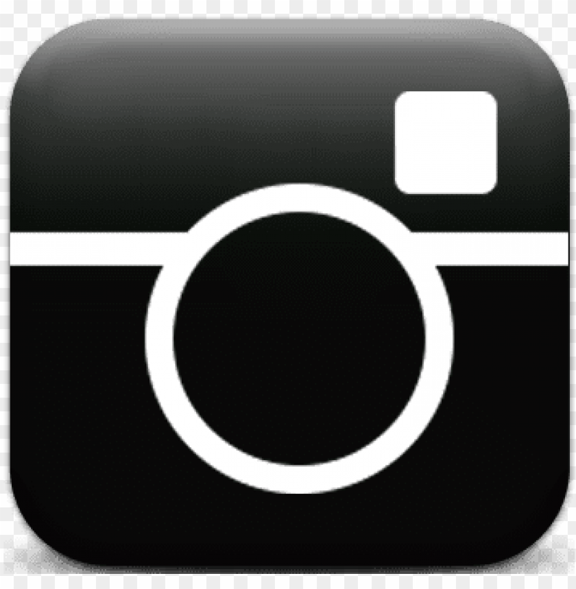 free PNG instagram icon  black - instagram icon grey png - Free PNG Images PNG images transparent