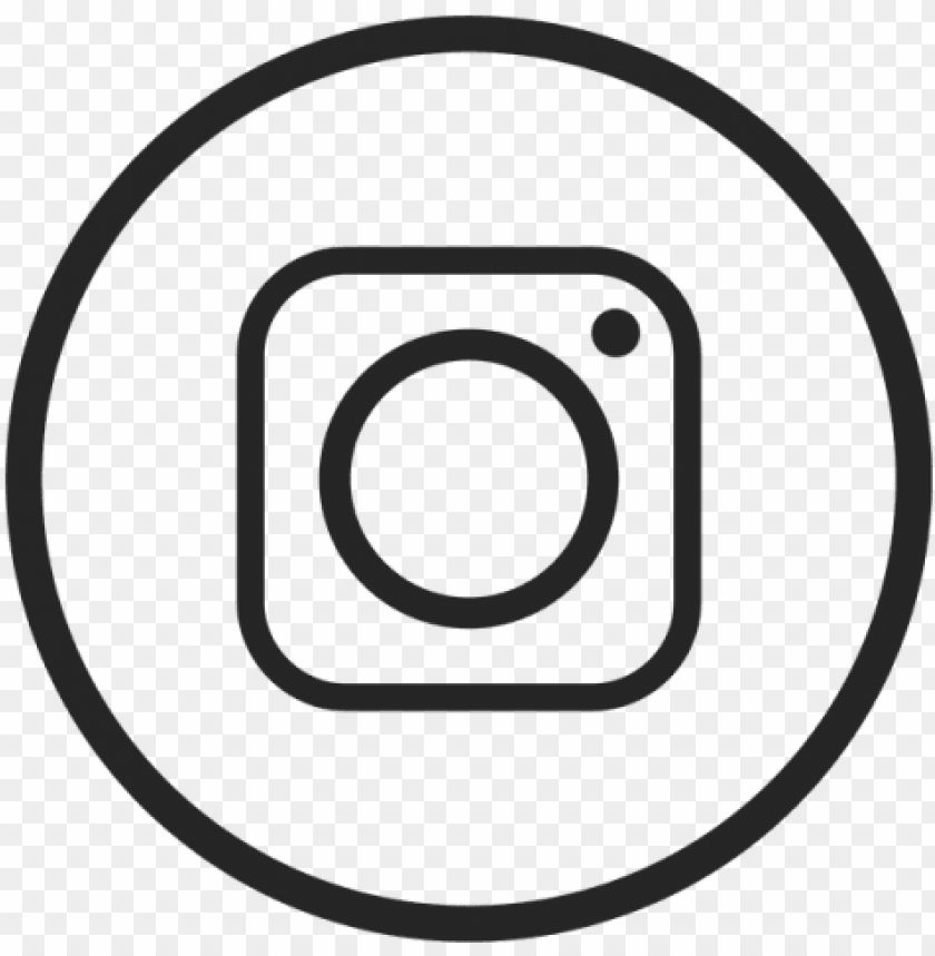 free PNG instagram icon, instagram, black, white  and vector - instagram  branco png - Free PNG Images PNG images transparent