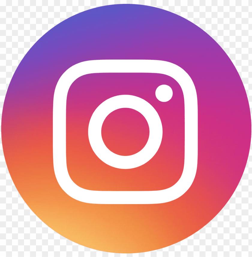 free PNG instagram logo circle PNG image with transparent background PNG images transparent