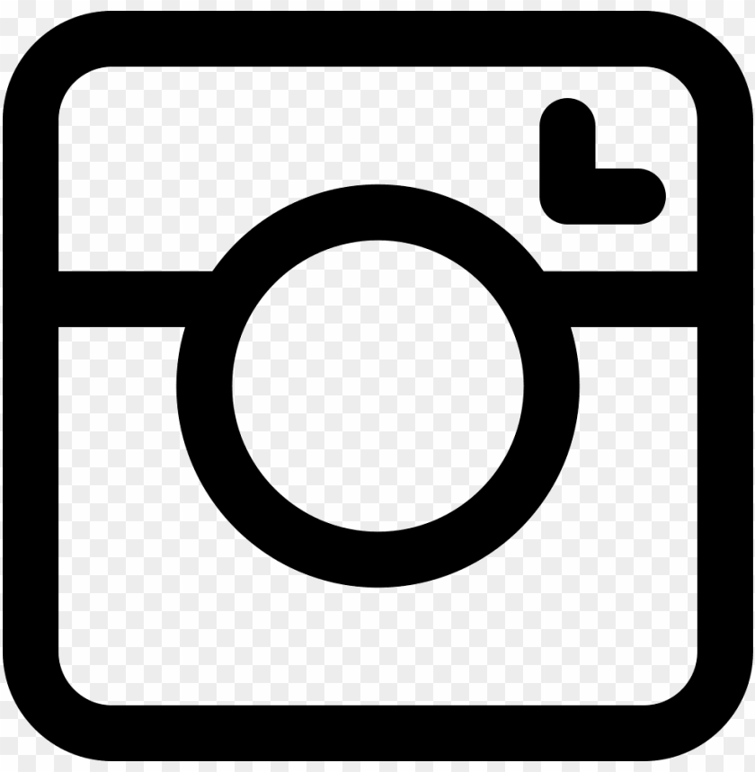 Instagram Logo Svg Png Icon Free Download Transparent