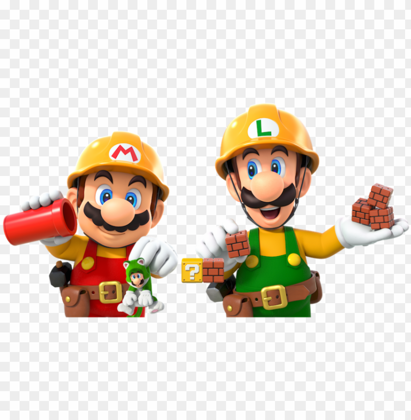 free PNG intendo announced that super mario maker 2, a sequel - super mario maker PNG image with transparent background PNG images transparent