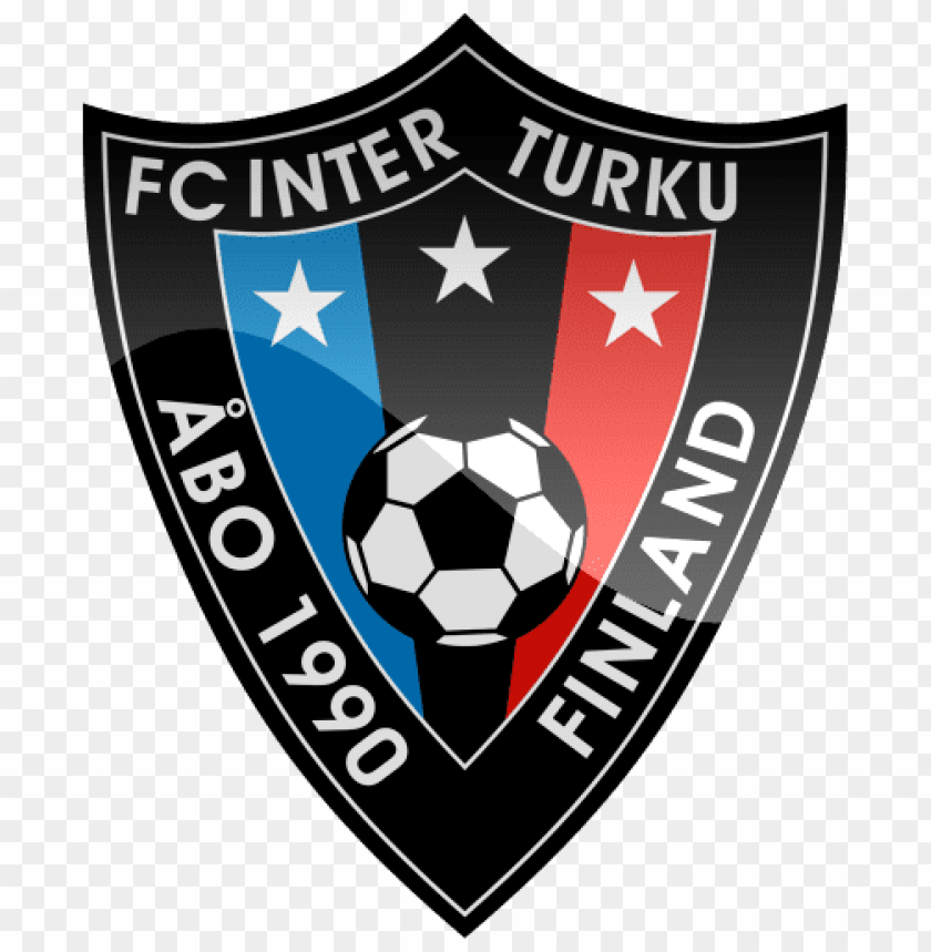 Inter Turku Logo Png Png Free Png Images Toppng