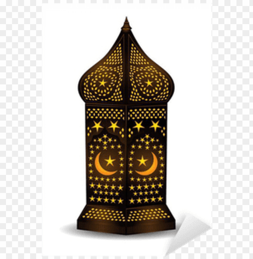 free PNG intricate arabic lantern for eid or ramadan celebration - ramzan k 3rd ashray ki dua PNG image with transparent background PNG images transparent