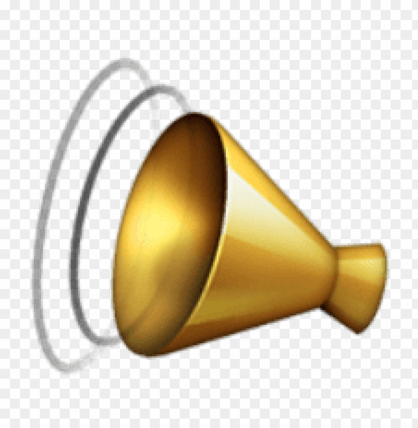 free PNG Download ios emoji cheering megaphone clipart png photo   PNG images transparent