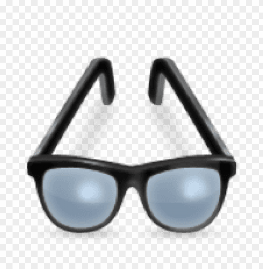 free PNG Download ios emoji eyeglasses clipart png photo   PNG images transparent