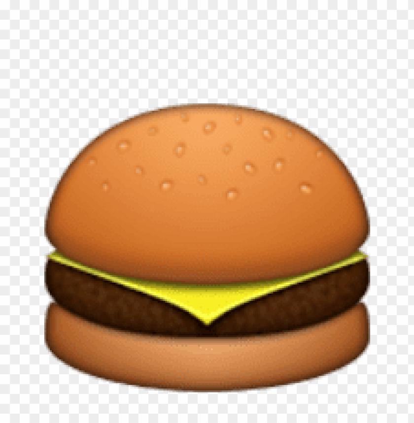 free PNG Download ios emoji hamburger clipart png photo   PNG images transparent