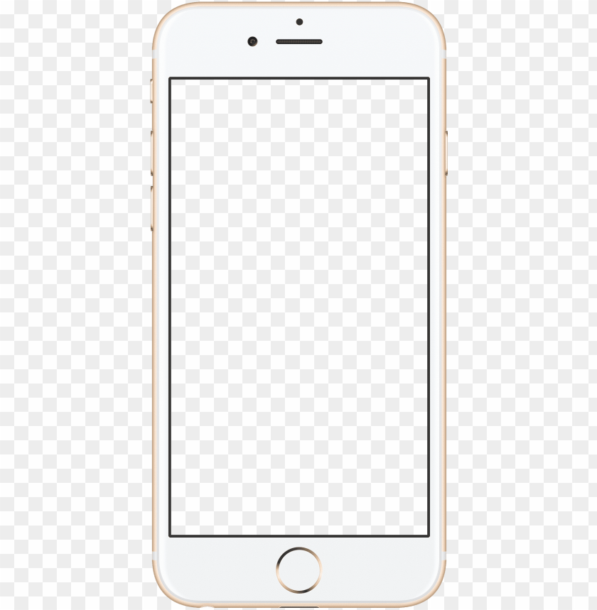 Iphone 6 Mobile Frame Png Image With Transparent Background Toppng