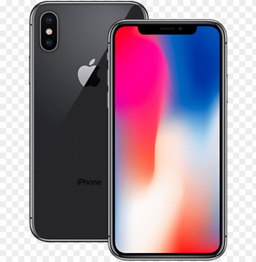 Iphone X Download Png Image Iphone X Png Image With Transparent