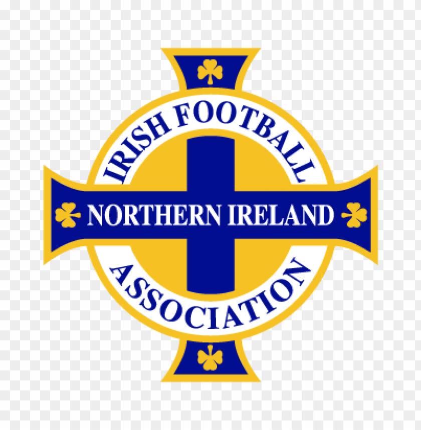 free PNG irish football association vector logo PNG images transparent