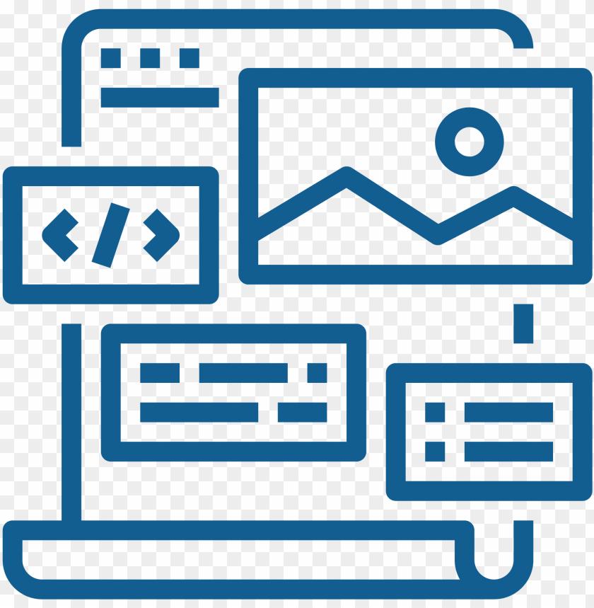 free PNG irmata creative web mobile design developer web development - website builder icon PNG image with transparent background PNG images transparent