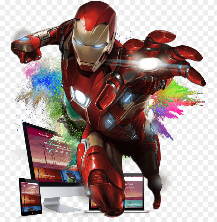 free PNG iron man compost elements - iron man marvel PNG image with transparent background PNG images transparent