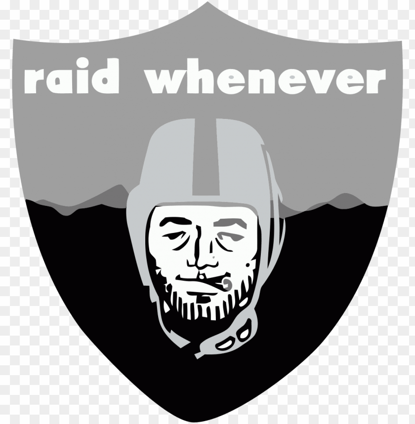 Iron On Stickers Oakland Raiders Smoke Weed Png Image With Transparent Background Toppng