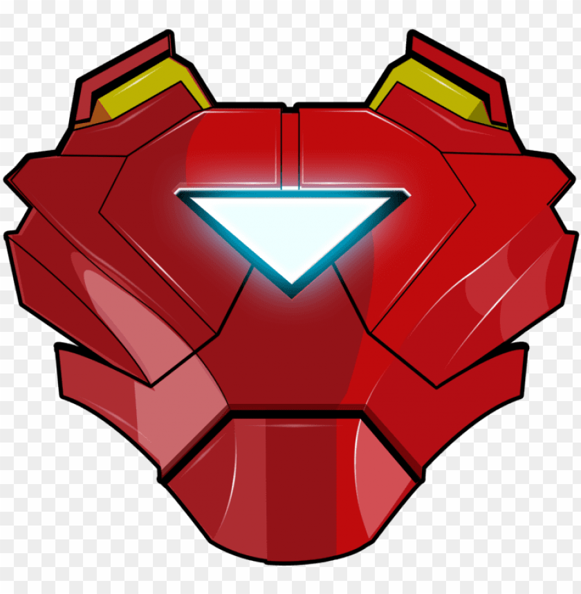 Ironman Png Iron Man Arc Reactor Png Image With Transparent