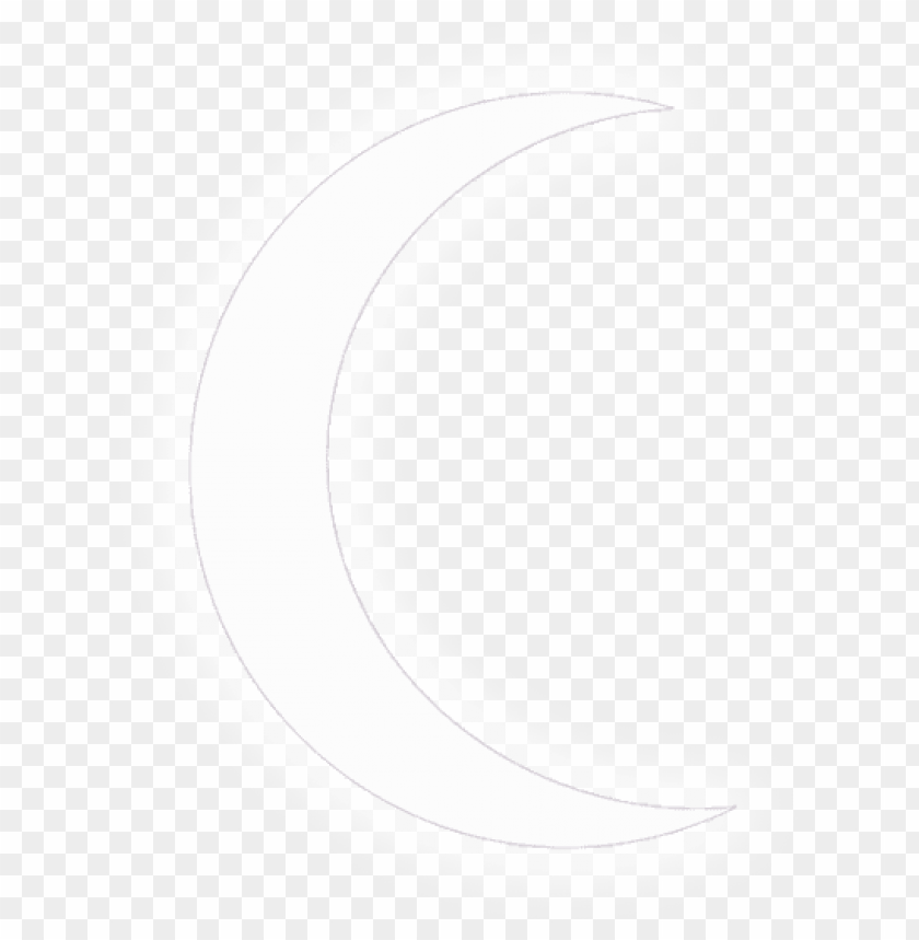 free PNG islam ramadan moon with glow design element, ramadan - ramadan moon white PNG image with transparent background PNG images transparent