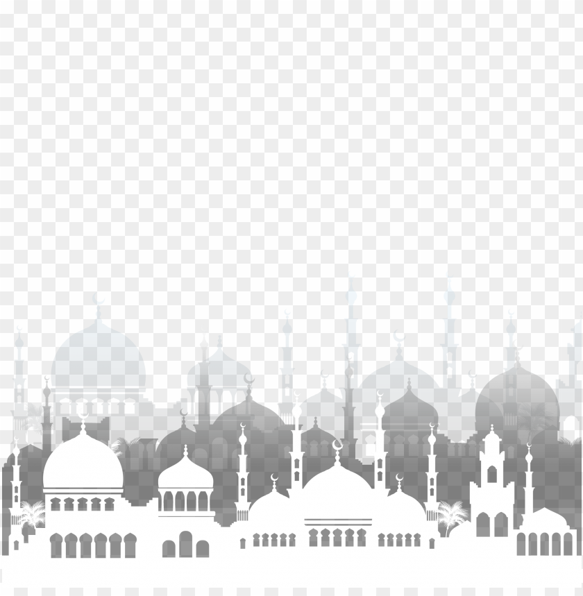 free PNG Download islamic mosque vector architecture png images background PNG images transparent