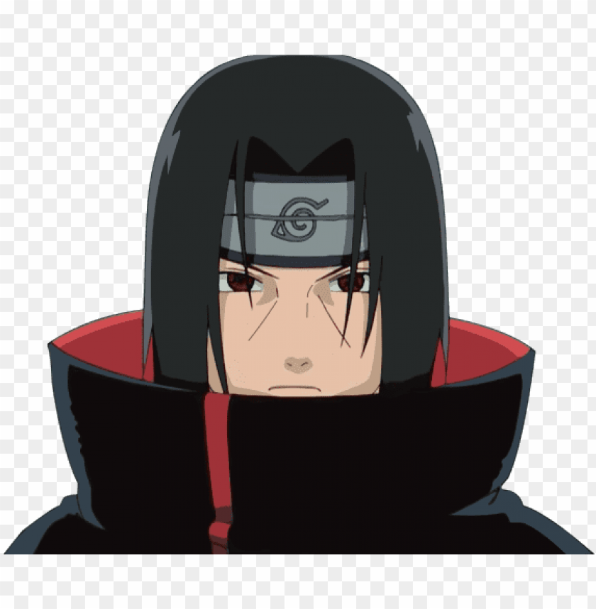Itachi Is Back Itachi Uchiha Face Png Image With Transparent Background Toppng
