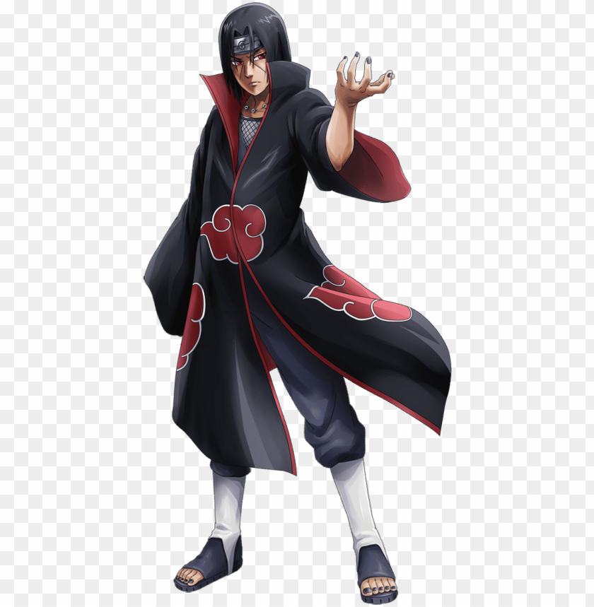 Itachi Uchiha Cosplay Png Image With Transparent Background Toppng