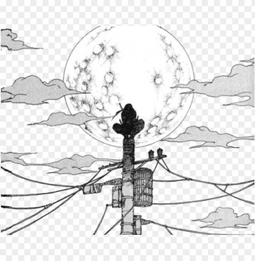 Á†ã¡ã¯ã'¤ã'¿ãƒ Itachi Uchiha Massacre Manga Png Image With Transparent Background Toppng