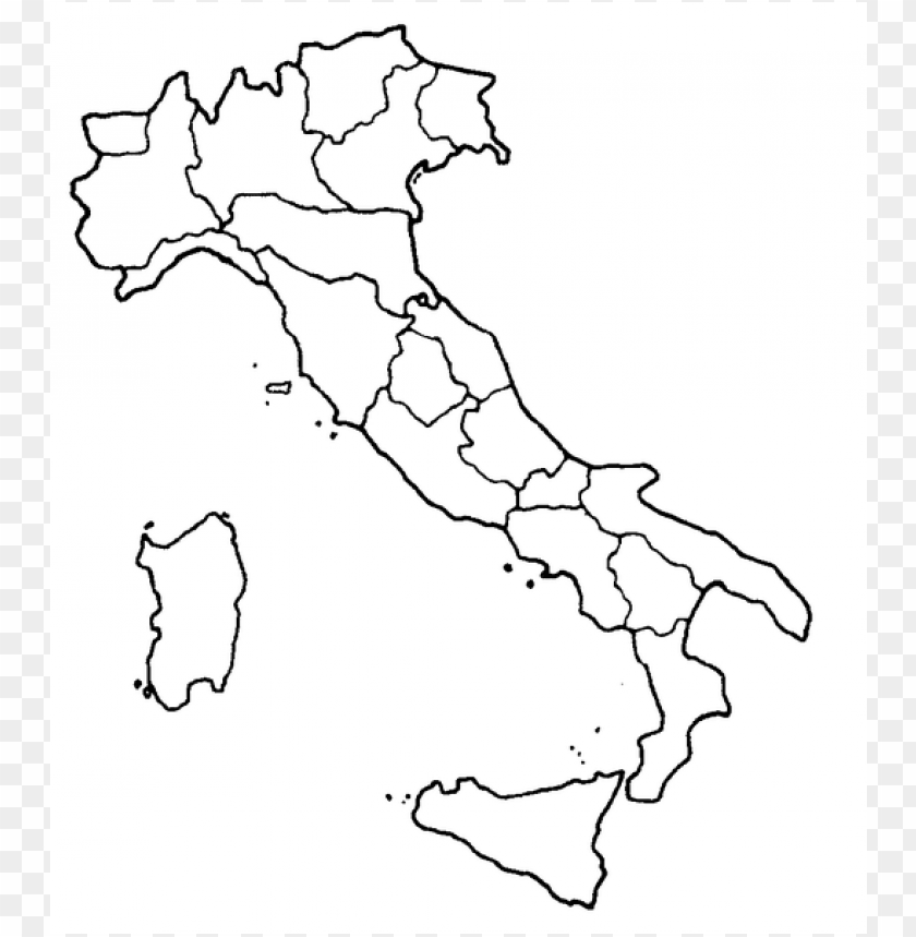 Foto Cartina Italia.Italia Cartina Png Image With Transparent Background Toppng