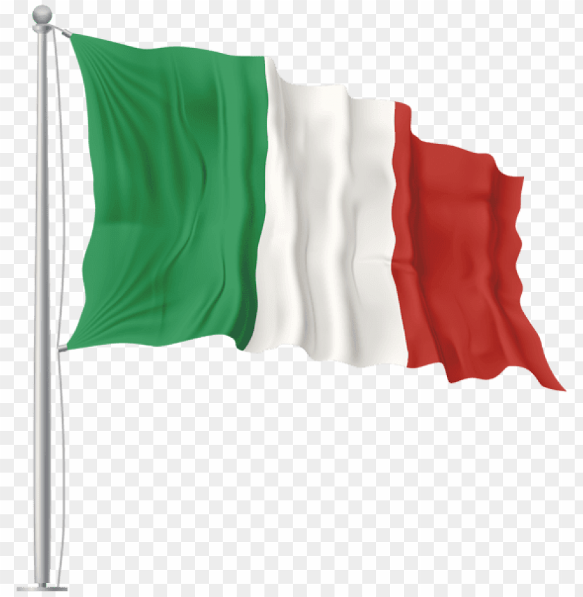 free PNG Download italy waving flag clipart png photo   PNG images transparent
