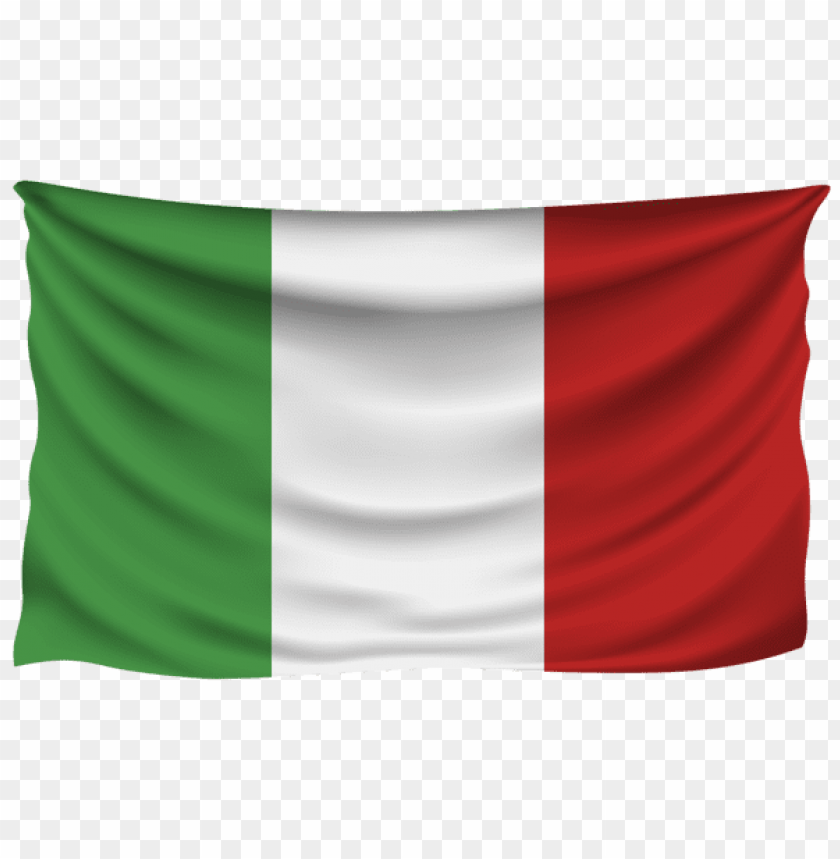 free PNG Download italy wrinkled flag clipart png photo   PNG images transparent