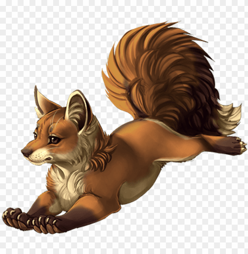 free PNG item red fox cub - fox and lynx cubs PNG image with transparent background PNG images transparent