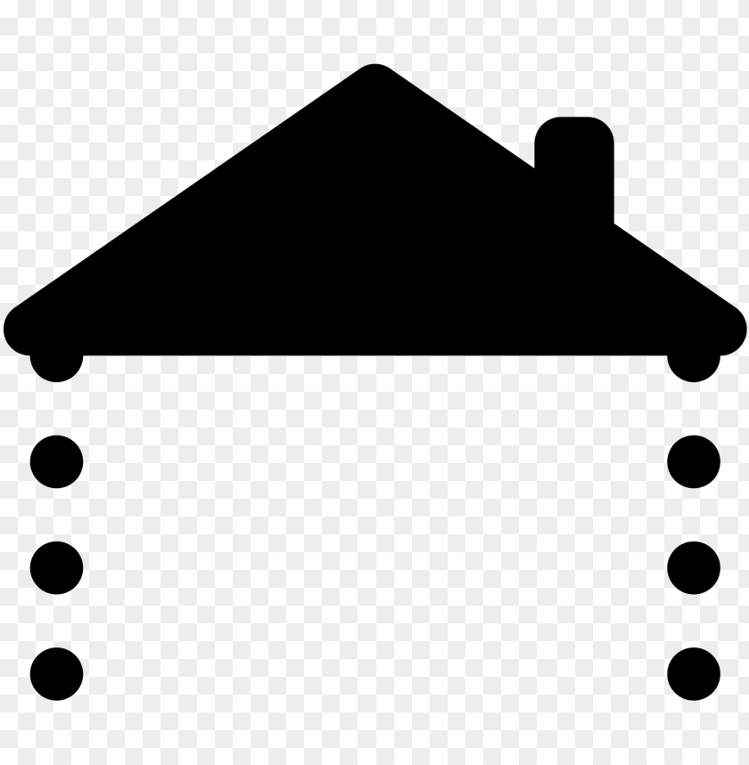 free PNG its an icon that looks just like the roof of a house PNG image with transparent background PNG images transparent
