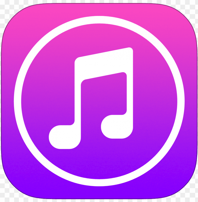 itunes store icon - ios 7 itunes store icon png - Free PNG Images@toppng.com